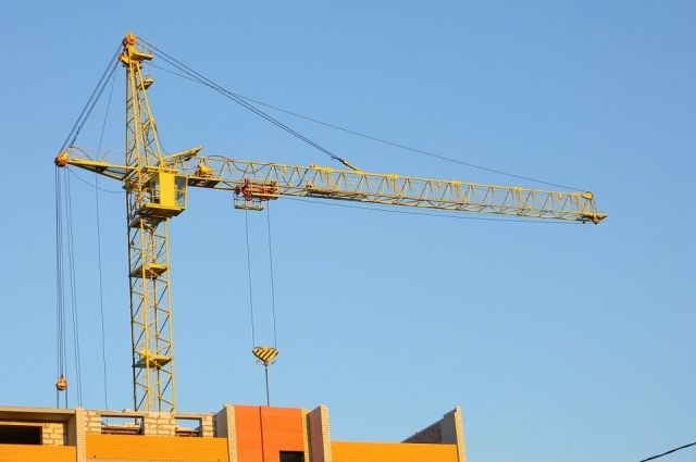 Строительство индустриального парка началось.