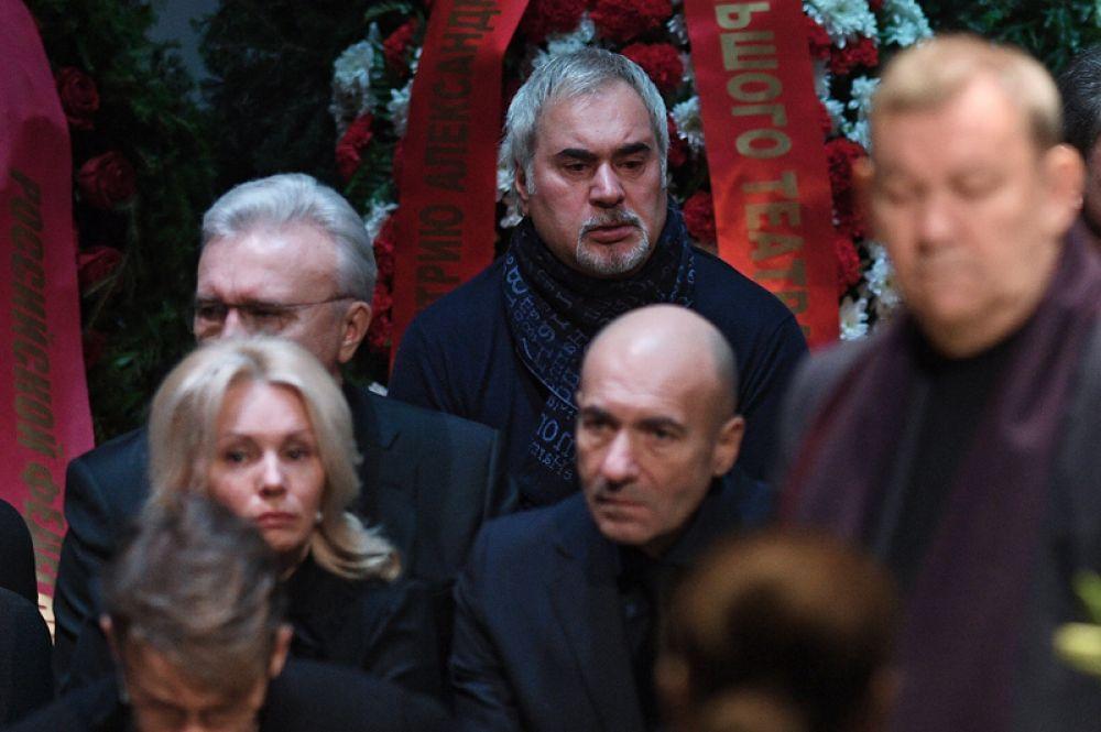 Певец Валерий Меладзе и композитор Игорь Крутой.