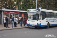 В Калининграде автомобилист распылил газ в лицо водителю автобуса.