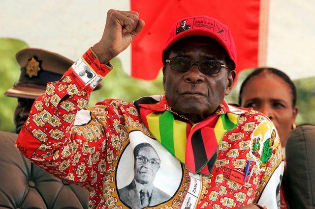 Правительство Зимбабве объявило день рождения Мугабе Днем молодежи