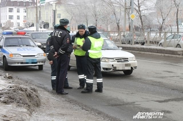 Всего в Прикамье сотрудники ГИБДД зафиксировали 5922 нарушений правил дорожного движения.