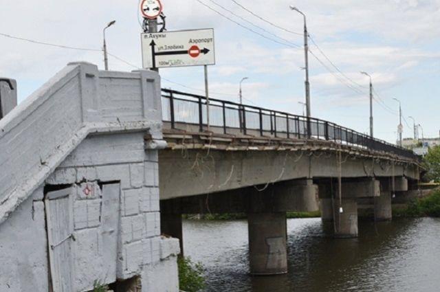 Губернатор совершит рабочий выезд наместо реконструкции Бригадирского моста