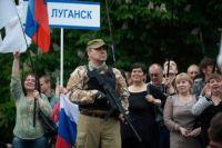 Техника незаконной «ДНР» покинула Луганск