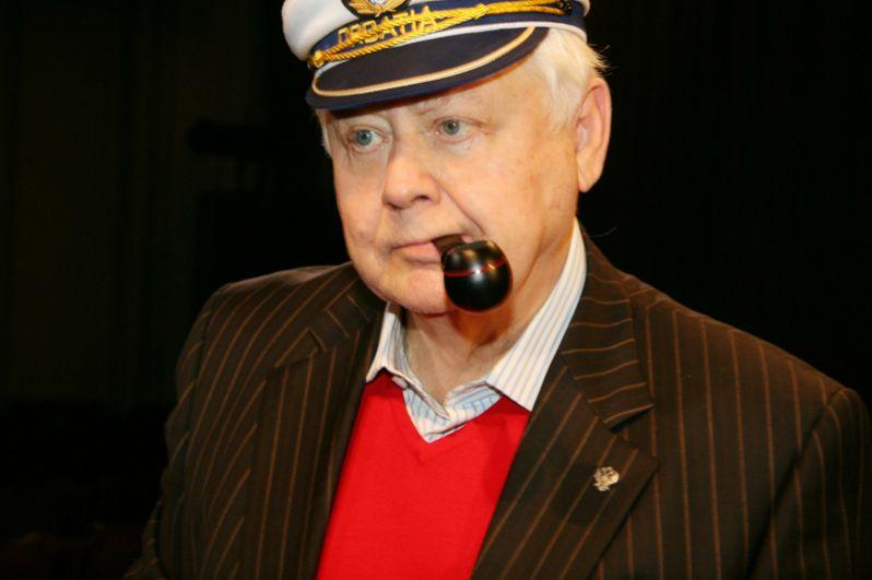 Олег Табаков в 2010 году.