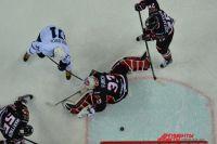 Омским хоккеистам не удалось переиграть динамовцев.