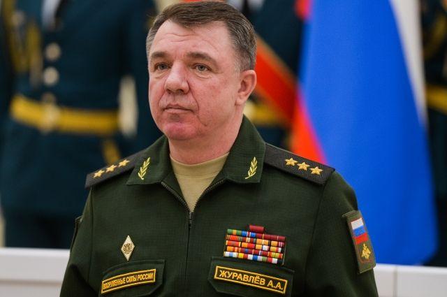 Экс-командующий российскими войсками вСирии возглавил ВВО