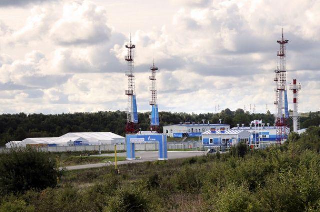 Два новых подземных резервуара газа под Калининградом введут в эксплуатацию.