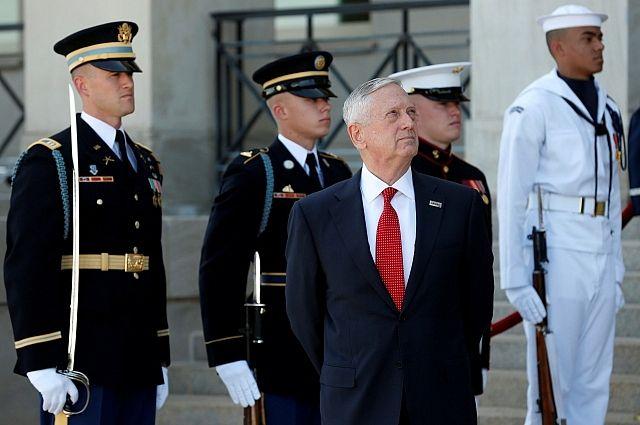 Пентагон назвал число американских военных вАфганистане, Ираке иСирии