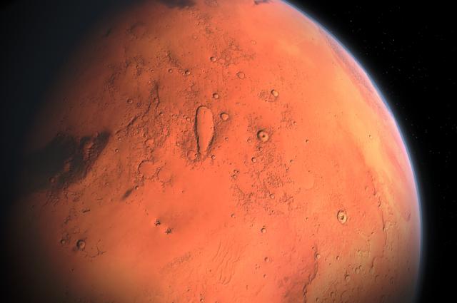 Redwood Forest: ученые раскрыли, каким будет первый город для колонистов на Марсе