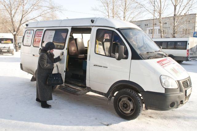 После отставки руководителя Минпрома УФАС признало незаконной маршрутную сеть Омской области