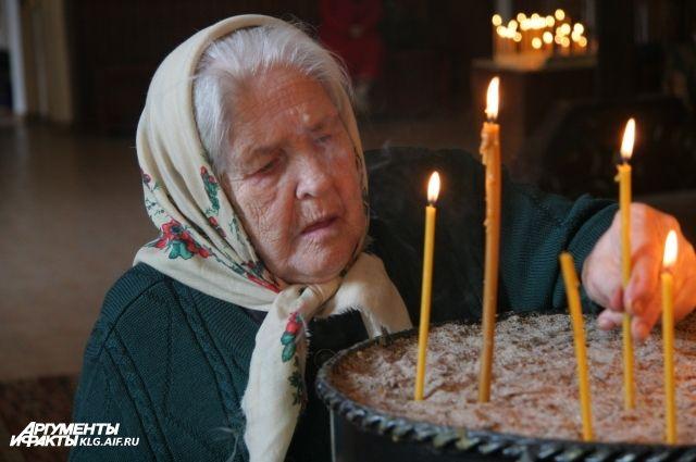 Православные калининградцы вступили в Рождественский пост.