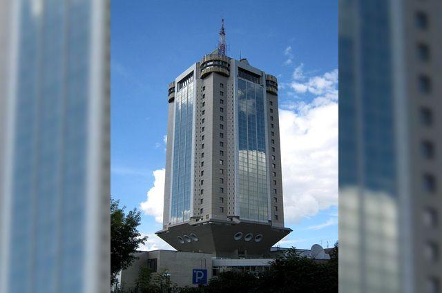 Тверская «рюмка» вошла втоп-10 самых уродливых зданий Российской Федерации