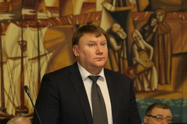 Главой псковской администрации стал Александр Братчиков