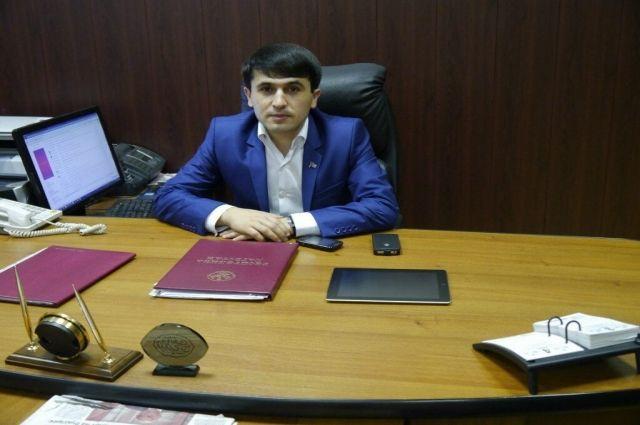 Магомед Курбанов покинул пост министра поделам молодежи Дагестана
