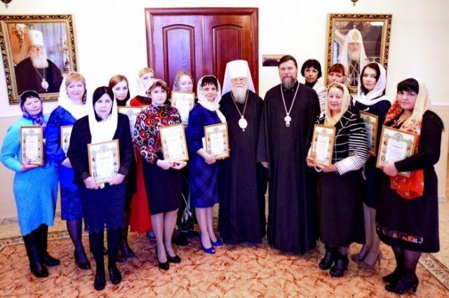 В Ноябрьске проходят Епархиальные Рождественские образовательные чтения
