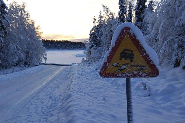 ВКурской области может пройти ледяной дождь