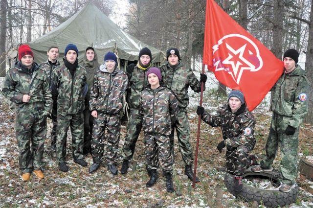В региональном штабе Пермского края - более 1600 юнармейцев.