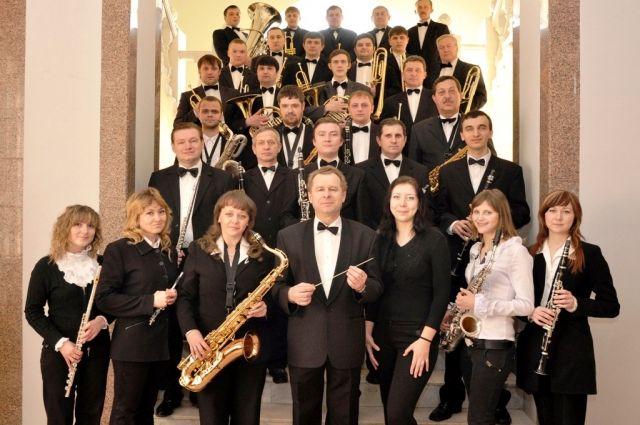 Муниципальный духовой оркестр «Оренбург» отметит юбилей концертом.