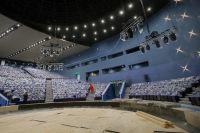 Новый зал ждёт маленьких и больших поклонников цирка.