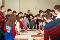 Участники форума учились правильно преподносить и оформлять свои идеи.