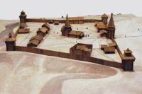 Первые сто лет Красноярск был пограничной крепостью.