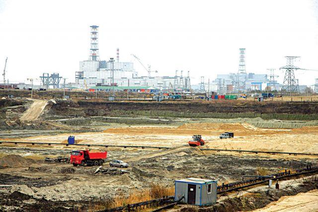 Курская АЭС-2 готовится к «первому бетону».