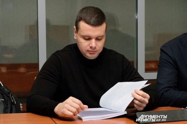 Евгений Балуев признал вину.