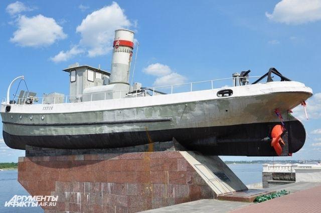Волжская флотилия «привела» специалистов по судостроению.