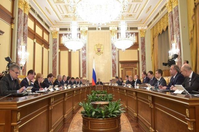 Медведев поручил создать проекты повведению НДД отдобычи углеводородов