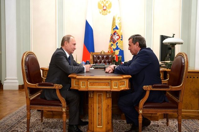 Владимир Путин обещал, что ушедшие в отставку губернаторы сохранят свою востребованность