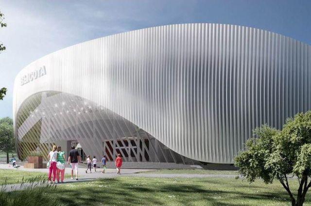 Проект ледовой арены вОзерске будет реализован наусловиях государственно-частного партнерства