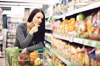 Чтобы не ошибиться в выборе продуктов, нужно не терять бдительности.