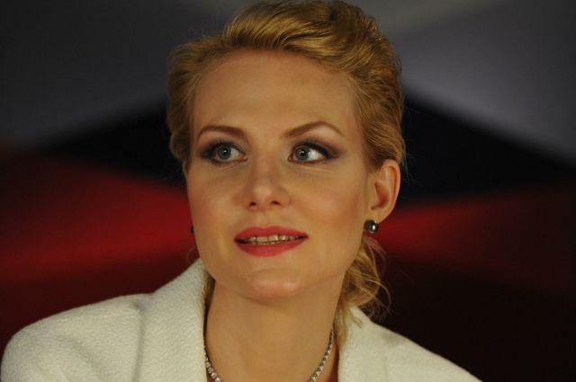 Литвинова - одна из самых экстравагантных российских актрис.