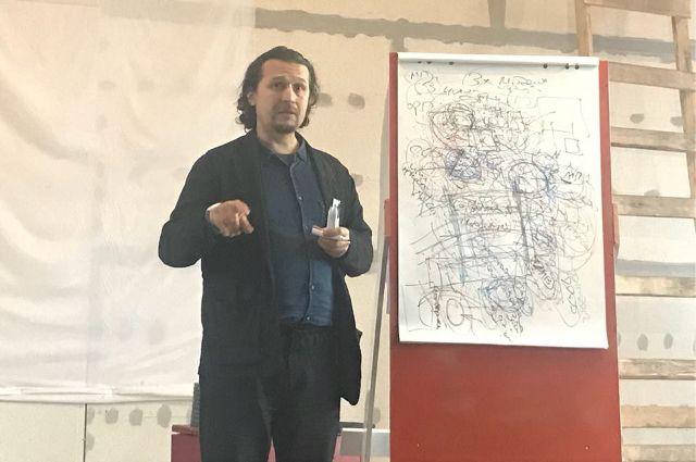 В Тюмени состоится лекция основателя Центра урбанистики Святослава Мурунова