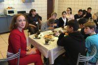 Депутаты Тюменской областной Думы побывали в гостях у воспитанников детского дома «Борки»