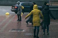 Пять человек госпитализировали в Киеве из-за гололеда