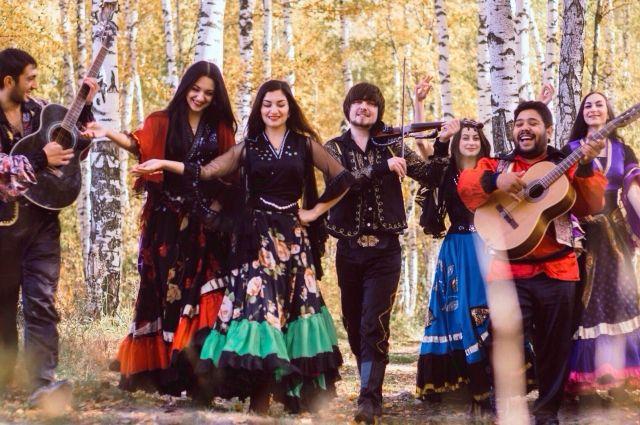 Нижегородцев приглашают на концерт «За цыганской звездой кочевой».