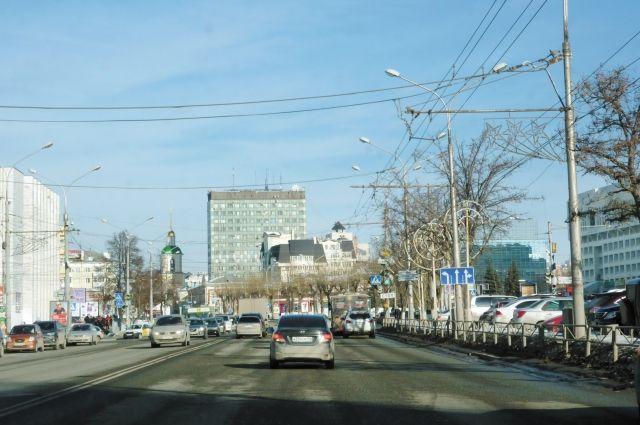 Большое внимание в краевой столице уделяют благоустройству городской среды.