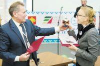 Представители фонда «Наше будущее» и Коми ремесленной палаты подписали соглашение о сотрудничестве.