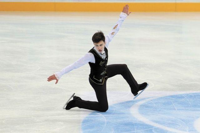 Дмитрий Алиев взял золото в Таллине.