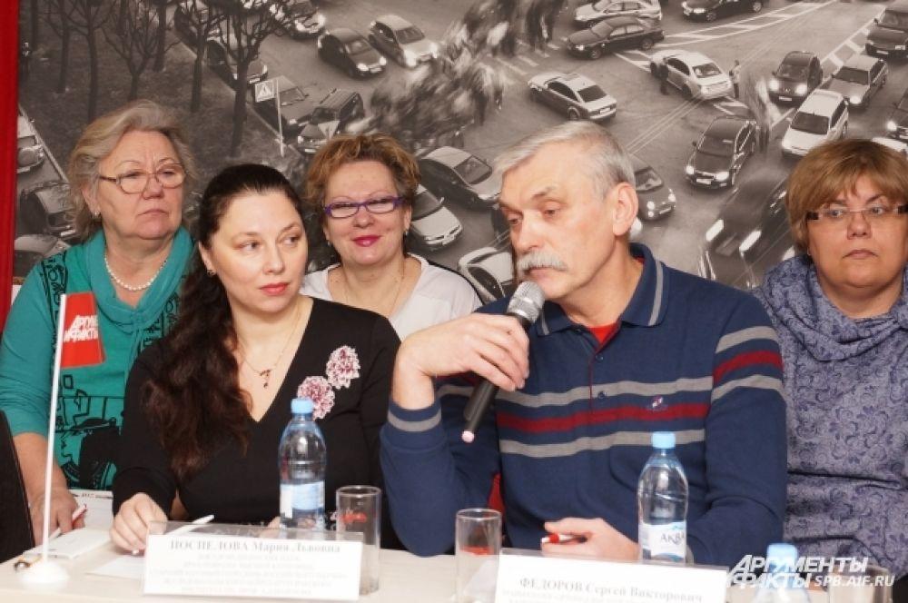 Сергей Федоров рассказал, кто в зоне риска, а Мария Поспелова - когда надо обращаться к врачу.