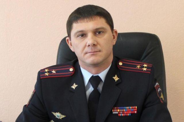 Назначен новый замначальника полиции Кузбасса.