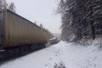 Движение по данному участку дороги закрыто для всех транспортных средств.