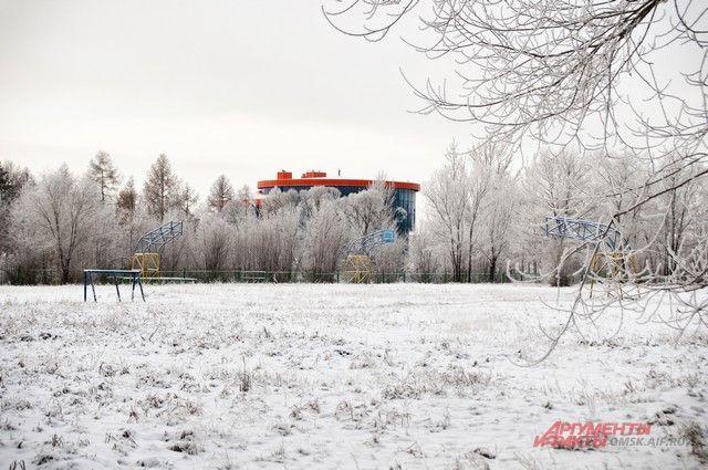 Какая будет погода в декабре в Омске?