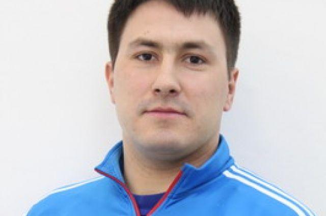 Александр Касьянов.