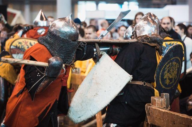 В наши дни рыцари не проливают кровь.