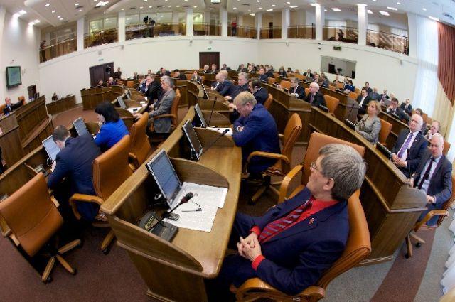 Заксобрание Нижегородской области одобрило областной бюджет на 2018г. вIчтении