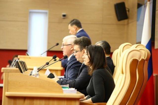 В окончательном чтении принят проект закона о дополнительной мере социальной поддержки граждан.
