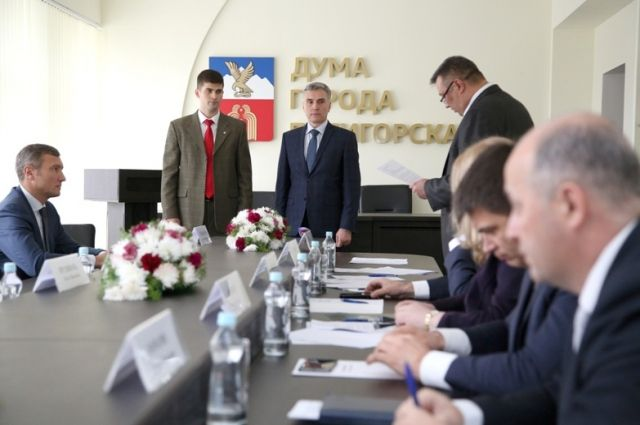 Напост руководителя Пятигорска претендуют два кандидата