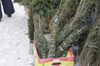 ЕСли покупать дерево в лесничестве, выйдет дешевле, чем на рынке.